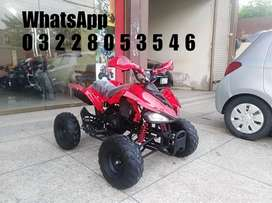 4 Wheeler 125cc Atv Quad Desert Bike Available at Subhan Enterprises