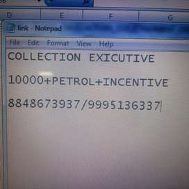 Collection exicutive