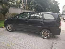 Single Owner Innova,16 inch Alloys wide tyres, HID lamps, Bluapuank