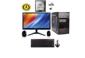 New i5 2nd Generation Computer Only 16499 With 2 Year Warranty 10% OFF