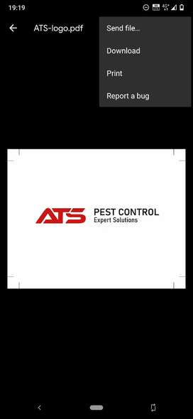 ATS Pest control Technician