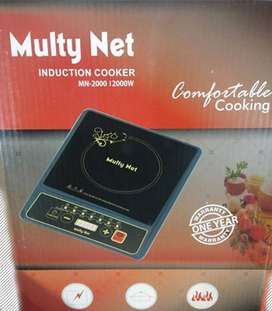 Multi Net Induction Cooker