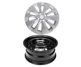 Baleno Wheels - Brand New 4 Pcs Rims R15 and 4 Pcs Wheel Caps