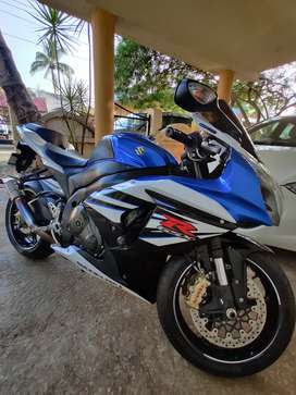 Suzuki GSX R1000 for sale DL REGISTERED