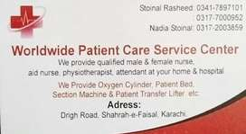 Worldwide patient home care srvcs