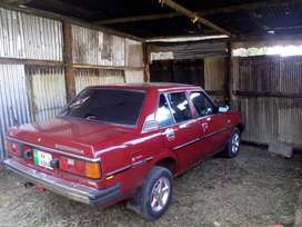 Corolla 82 model,genuine petrol, excellent condition,online register,t
