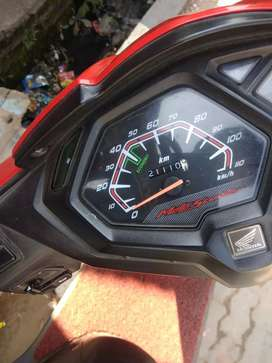 Honda dio good condition. 18.month.
