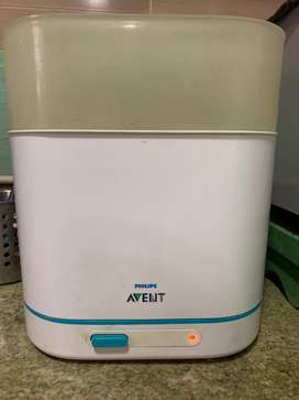 Philips Avent 3 in 1 electric steam sterilizer for baby feeding bottle