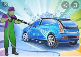 Dicari laki laki bersih-bersih mobil di sorum