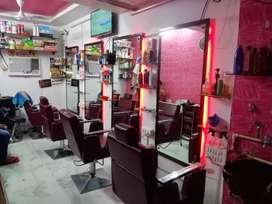 Salon Barber Setup