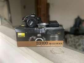 Dijual murah DSLR D3100!! Kondisi 100%