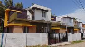 Brand New Gated Community Villa For Sale in Palakkad