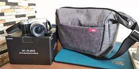 Fujifilm X-A20, SC dibawah 500an+tas