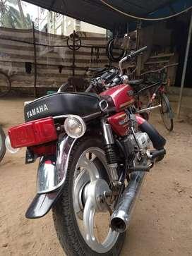 Yemaha Rx 135 2000 model