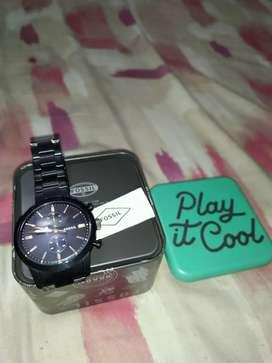 Fossil original watch 13500 cost gift watch
