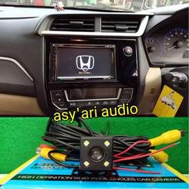 Paket Hu 2din tv buat honda + kamera (asy'ari audio)