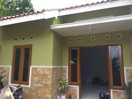 Jual rumah baru minimalis
