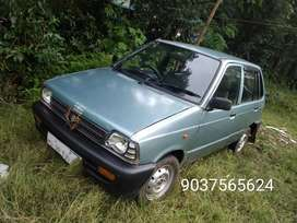 Good Conditioned Maruti800 2001 model