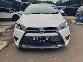 Toyota yaris S Trd sportivo 2014 AT KM 10ribuan