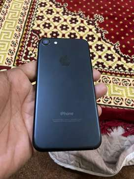 iPhone 7 PTA approved 32gb jv