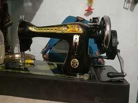 Seawing machin