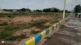 1min walk from warangal highway DTCP Approved in peddakandukuru