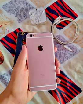 iphone 6S 64GB with bill full kit