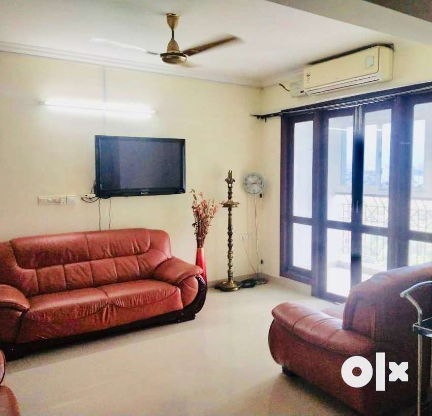 3 BHK Apartment with 4 bathrooms - 0