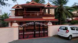 5 B/R, 5Ba House (Main Road facing) for sale  in Manisseri, Ottapalam.