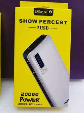 Mobile power bank 20000mah imported from UK
