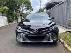 Toyota Camry 2.5 V AT New Model Hitam Metalik 2019
