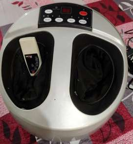 Dr. Physio USA shiatsu foot massager 1014