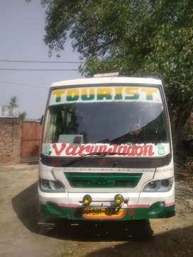 New tyre and new condition bus