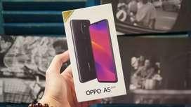 Oppo A5 2020 4/128GB Cash dan Kredit Hp Cepat Dp Ringan