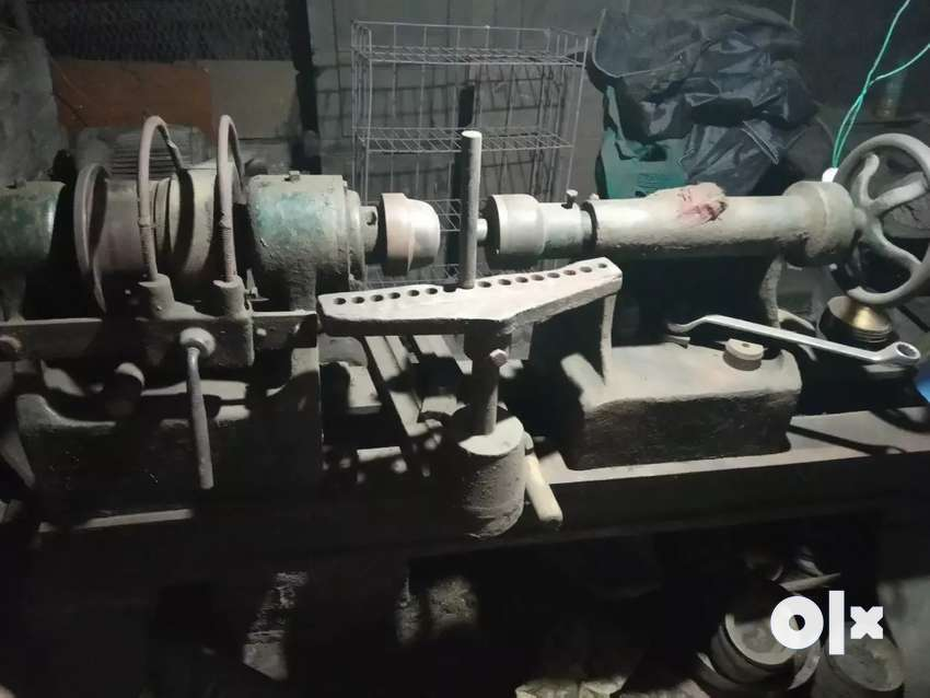 Spinnig machine
