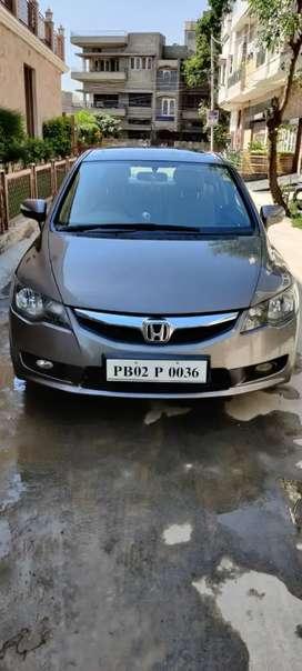 Honda Civic 2011 Petrol 76000 Km Driven