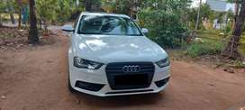 Audi A4 2013 Diesel Good Condition