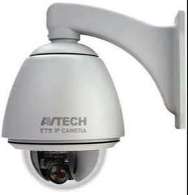 Paket Kamera CCTV online 1.3MP Online TANGSEL