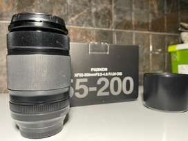 Dijual lensa fujifilm XF55-200mm tajam banget