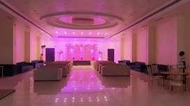 Th e Viraaj banquet booking open