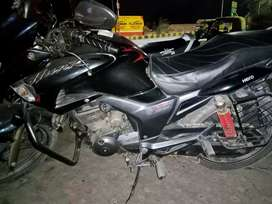 I want to sell my Bike Hero Hunk, with good condition