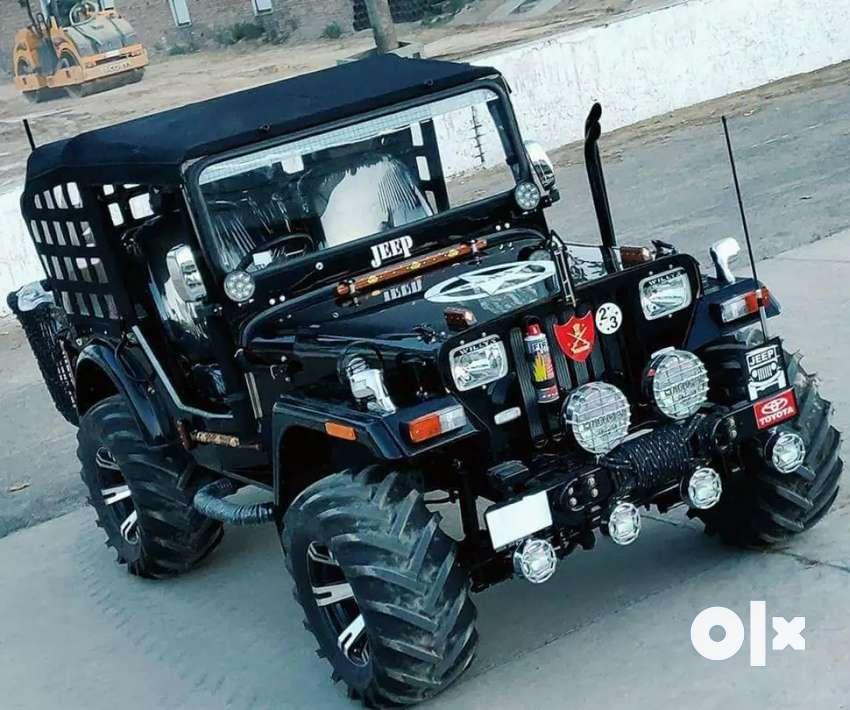 Modifed open Jeeps Thar gypsy hunter jeeps off Roading jeeps AC jeeps