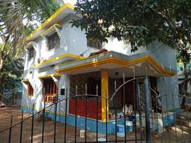 1st floor in a Independent house compund near to NH 66