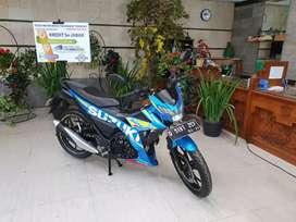 Cash kredit motor bekas Satria fu Fi New 16 Hub Sri Sanjaya Motor