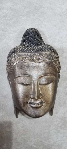 Antique Imported  Buddha face