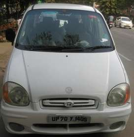 Hyundai Santro 2002 CNG & Hybrids Well Maintained