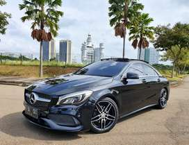 Mercy CLA200 AMG Sport facelift 2017