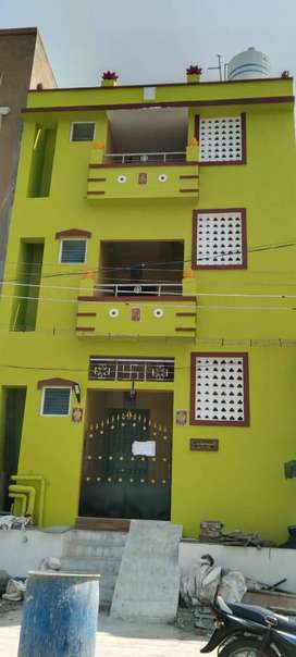 Rent For House Ground Floor & First Floor