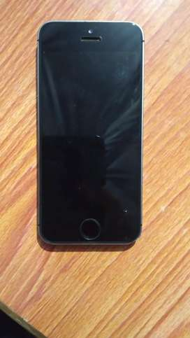 Iphone 5s 16gb fresh condition 6000