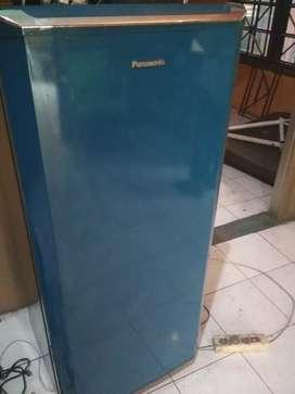 Kulkas panasonic 1 pintu dingin orosinil